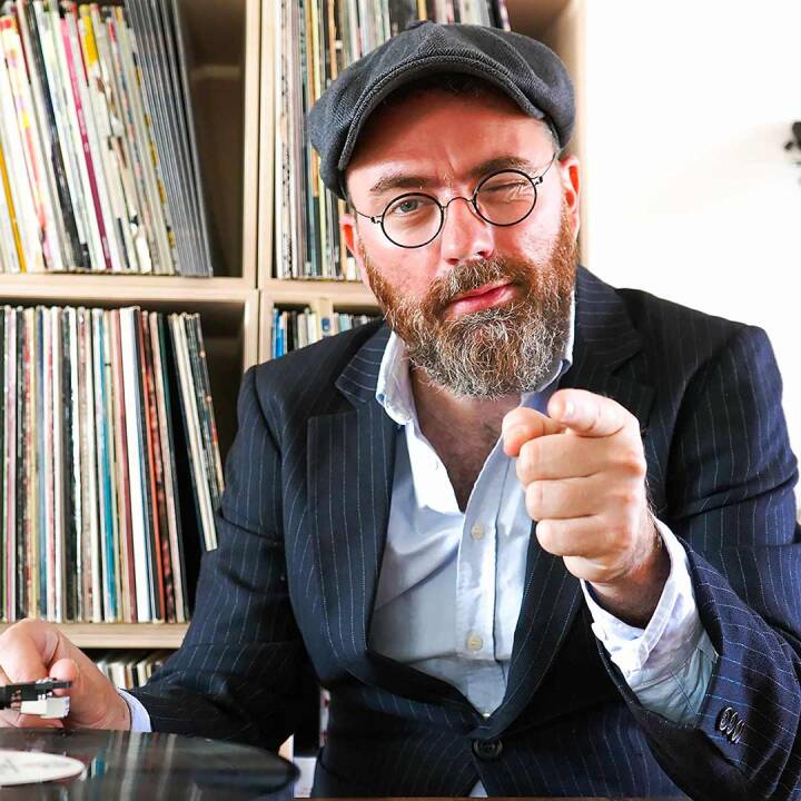 Al den Jazz med Mikael Simpson