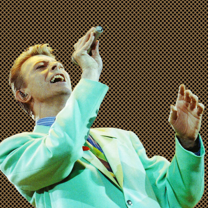 1:28 - 'David Bowie'