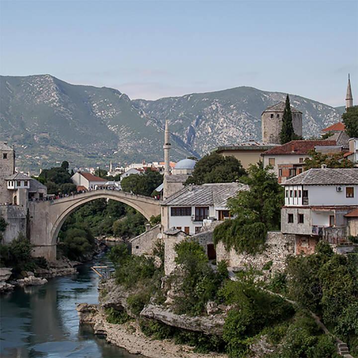 Balkans knuste hjerte