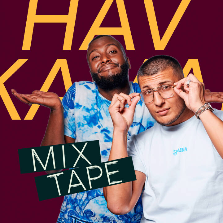 Urban musik i arabaen med Hav & Kamal