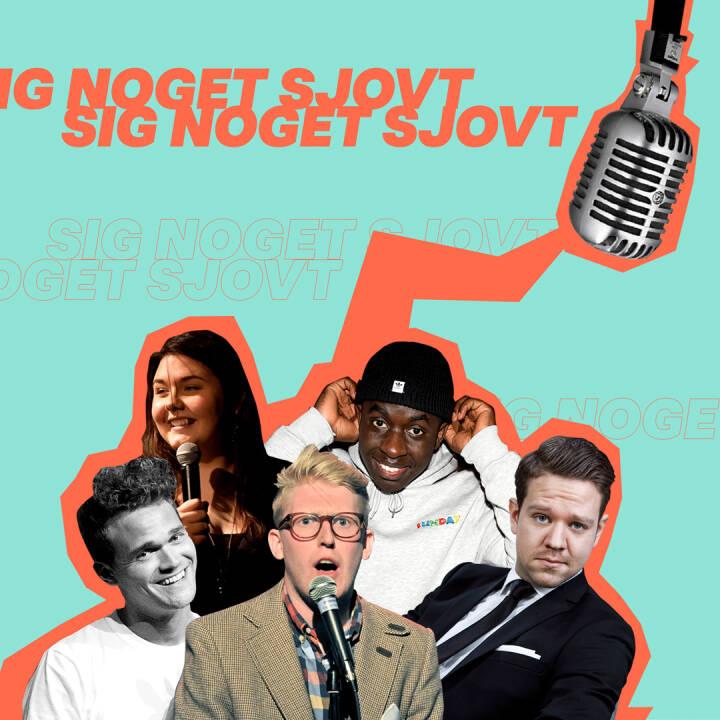 Sig noget sjovt - historien om dansk stand-up