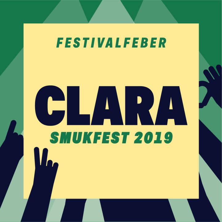 Clara, Smukfest 2019