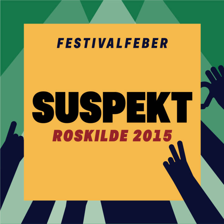 Suspekt, Roskilde 2015