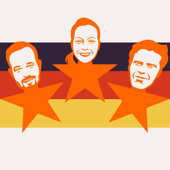 Stjerner og striber - Ta'r til Tyskland