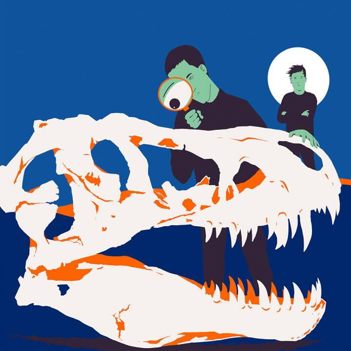 I dinosaurernes fodspor