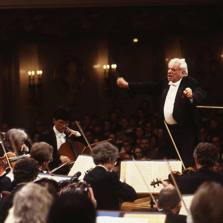 P2 Guldkoncerten - Bernstein og Berlinerne