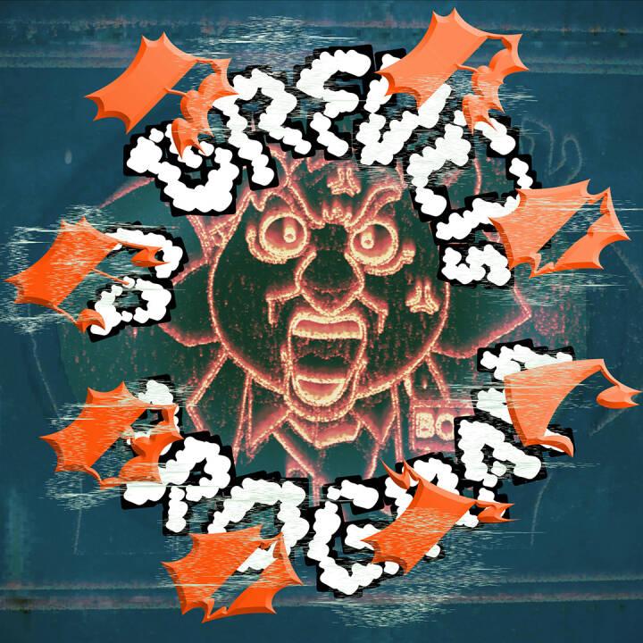 RoCkToBeR I - En Ramones t-shirt i økologisk bomuld