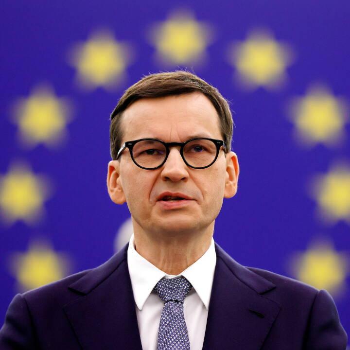 Orientering: Bølgerne gik højt under debat om Polen i EU-Parlamentet
