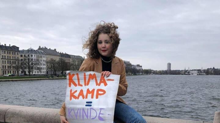 Selma på 15 om bagsiden ved at være klimaaktivist: 'Nogle mener ikke, jeg fortjener en stemme'