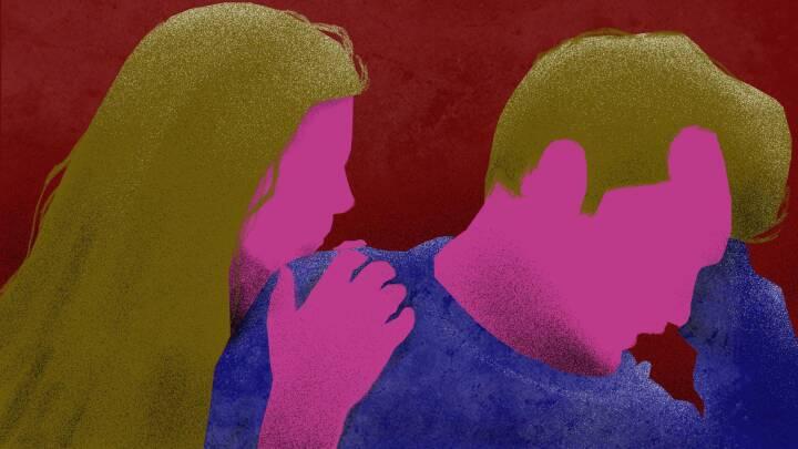 21-årige Louises kæreste tog sit eget liv: Det er virkelig svært at være forelsket i en, der er død