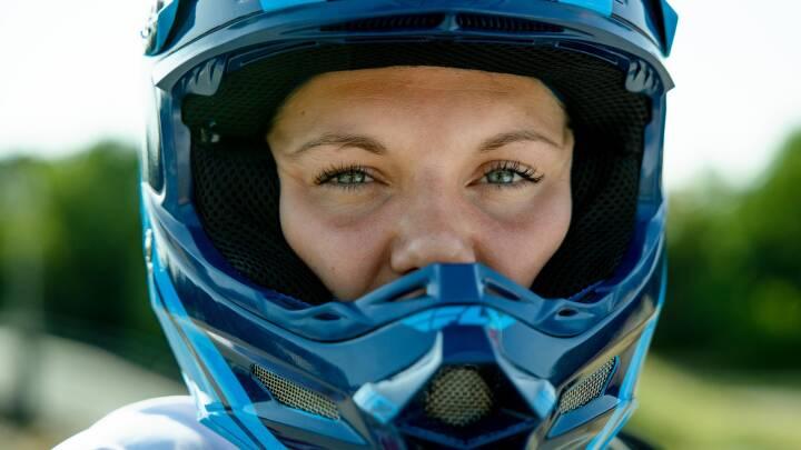 Mere end bare en BMX-kører: 'Jeg hader, når folk kalder mig cykel-Simone'