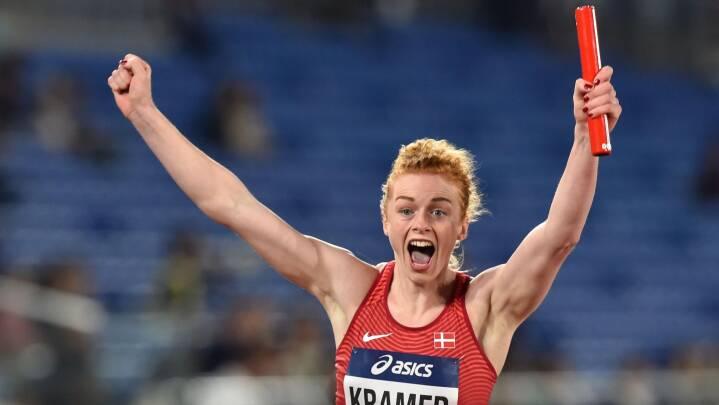 De danske sprintere viser god OL-form: 'Det er et rigtig godt tidspunkt, de vælger at sætte nye personlige rekorder'