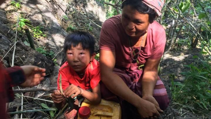 FN: 100.000 på flugt efter voldelige konflikter i Myanmar