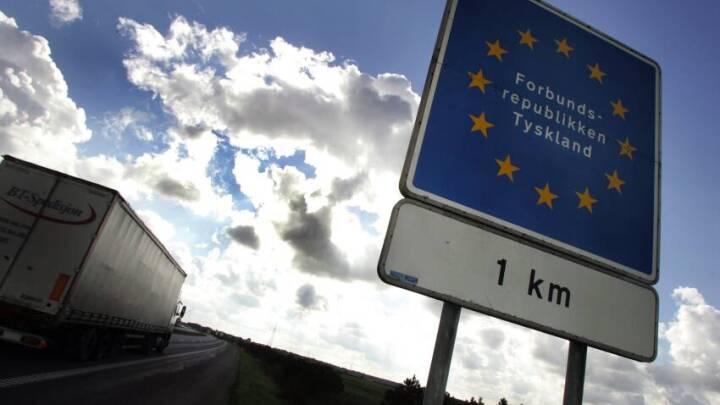 DR præciserer artikel om tysk grænsekontrol