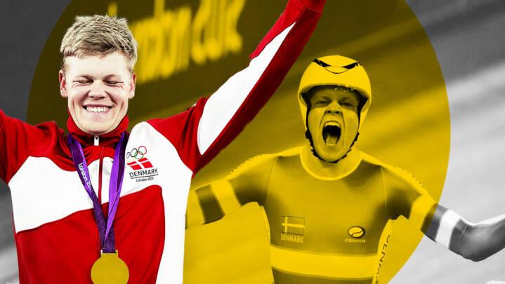 Som 12-årig fik han sin første racercykel. Otte år senere styrtede Lasse Norman på vej mod sit livs største triumf
