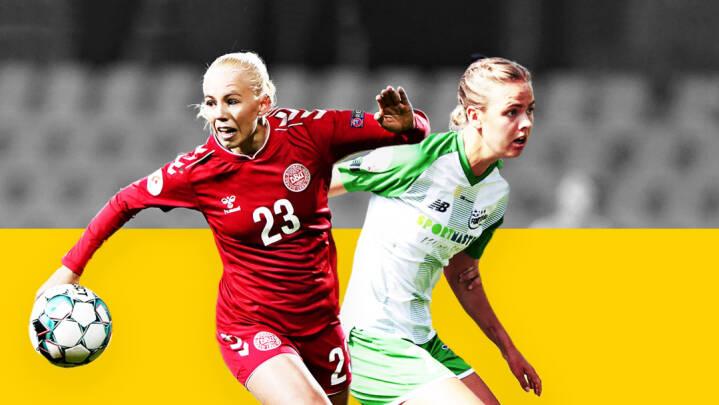 Den danske kvindeliga halter bagefter: 'Vi mister vores bedste spillere for tidligt'