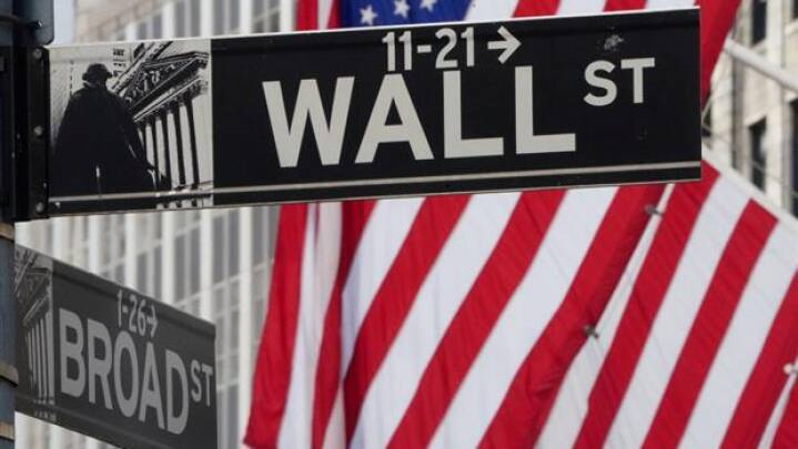 Wall Street indhenter det tabte under krise