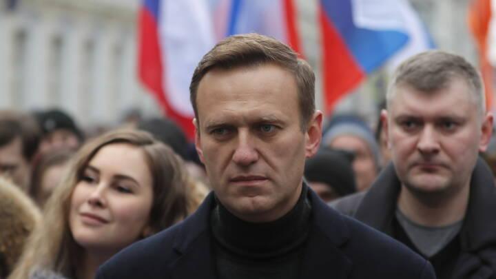 Russisk oppositionsleder indlagt på hospitalet efter mulig forgiftning
