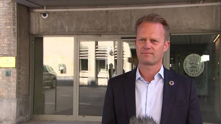 Jeppe Kofod: Over 500 er evakueret ud af Kabul fra dansk side