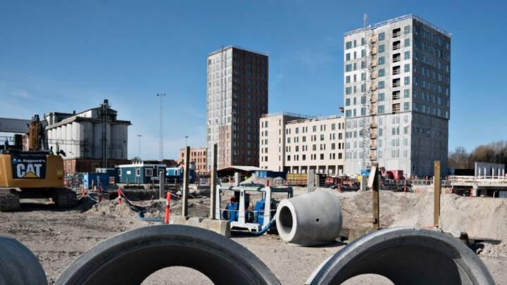 Nord for Aarhus vil man bruge gammel beton til at lave veje