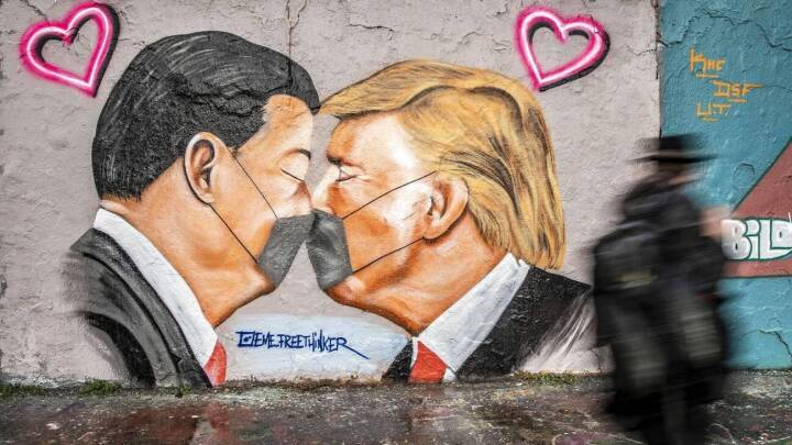 ANALYSE Asien savner en kedelig og forudsigelig amerikansk præsident