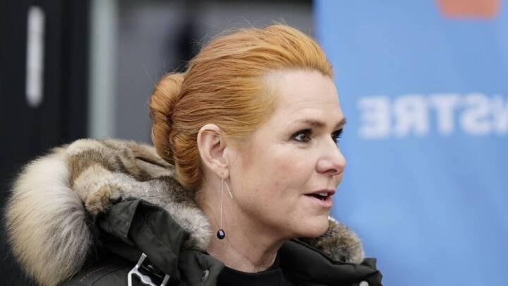 Inger Støjberg lovede værdikamp i afskedstale: 'Ingen ved, hvad morgendagen bringer'