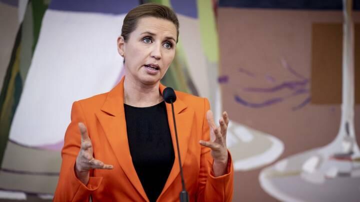 MINUT FOR MINUT Spørgetime med Mette Frederiksen: Afviser ikke fælles vaccinefabrik i Israel