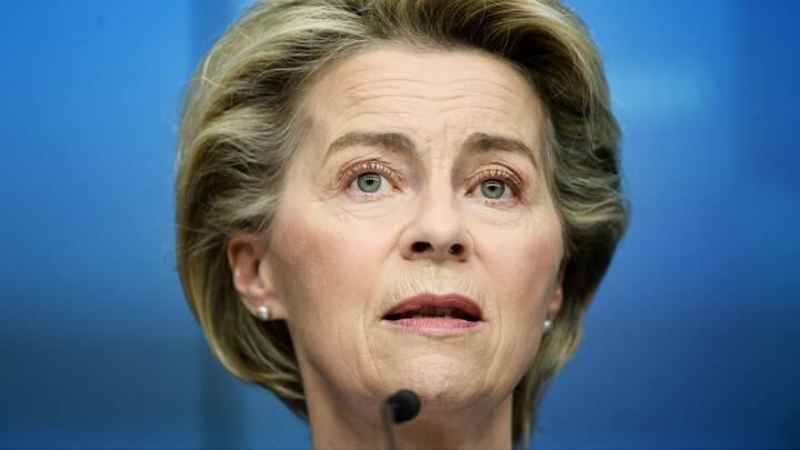 Von der Leyen: 'Vi skal skrue op for produktionen af vacciner i Europa'