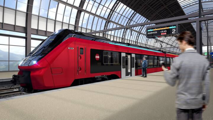 'Vi skal have noget, der virker': Franske eltog sender gamle dieseltog på pension fra 2024