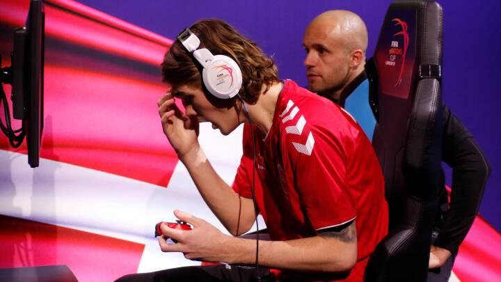 Dansk bronze ved nordisk mesterskab i e-fodbold: 'I dag var et nederlag'