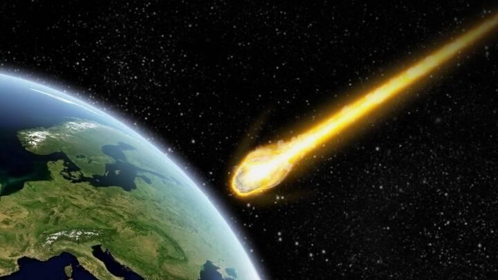 Dommedagsøvelse: Forskere kunne ikke forhindre asteroide i at ramme Jorden