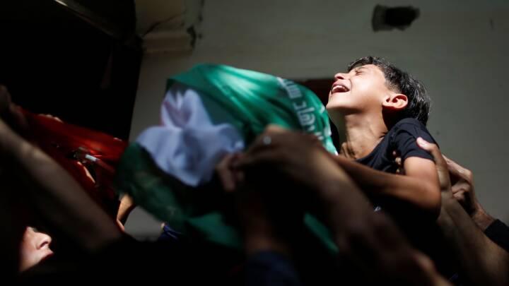 Flere civile dræbt i Gaza og det sydlige Israel: 'Vi vil bare gerne leve i fred'