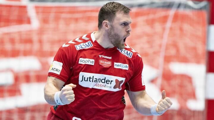 Aalborg Håndbold skaber kæmperesultat: Slår tysk storhold