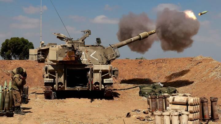 Israel truer med landoffensiv i Gaza: 'De har endnu ikke opnået, hvad de ville'