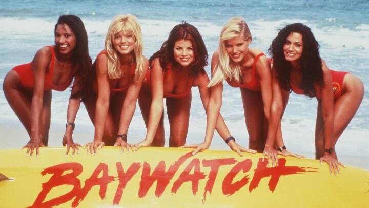 Nu bliver hitserie fra 90'erne til dokumentar: 'Baywatch er mere end bare røv og bryster'