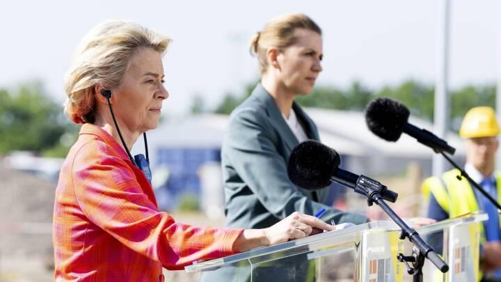 I dag kom EU-chefen til Avedøre med en blåstemplet plan, der vækker glæde i Bruxelles