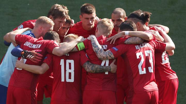 OVERBLIK Sådan sikrer Danmark en plads i ottendedelsfinalen