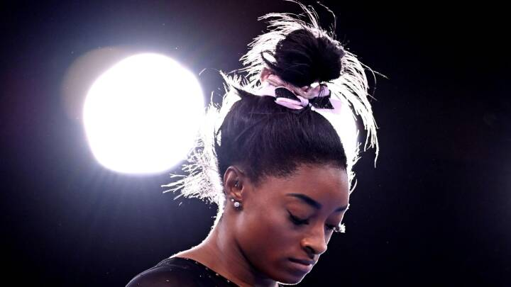 Atleter hylder OL-stjernes åbenhed om sit mentale helbred: 'Det er okay ikke at være okay'