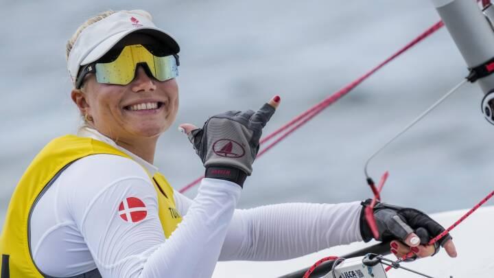 OL lige nu: 'Jeg har drømt om det hele mit liv', siger Danmarks guldvinder