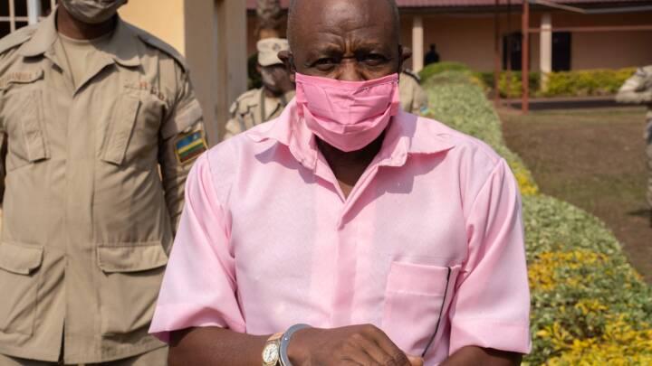 Hotel Rwanda-helt skal 25 år i fængsel for terror