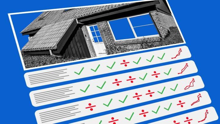 Nu bliver det nemmere at sammenligne boliglån