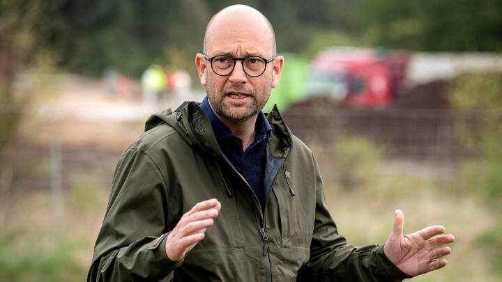 Minister lovede minkavlere svar hurtigst muligt, men central rapport er ikke bestilt