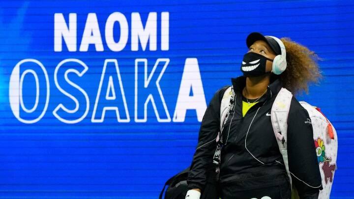 Angsten fik Osaka til at tage en pause. Nu kribler det igen i fingrene: 'Jeg kommer til at spille igen'