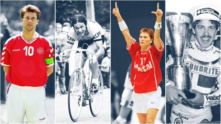 QUIZ Har du styr på de største danske atleter i historien?