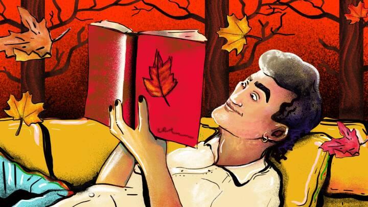 Højskolesex, saunaklubber og stærke familiedramaer: Her er seks gode bøger, du skal læse i efterårsferien