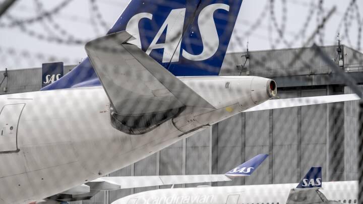 SAS kan rammes af ekstra milliardregning: 'Det gør ekstremt ondt'