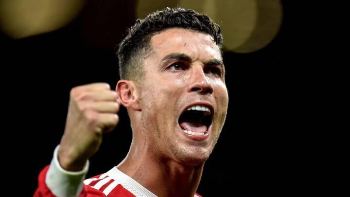 Ronaldo redder Manchester United med sent sejrsmål