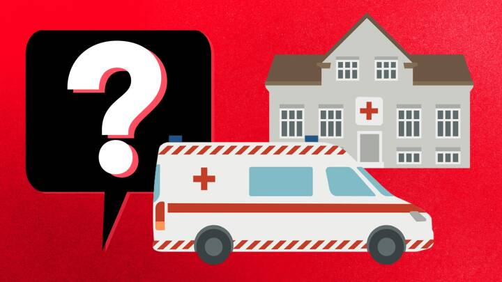 STIL SPØRGSMÅL: Hvad er tanken med nærhospitaler?