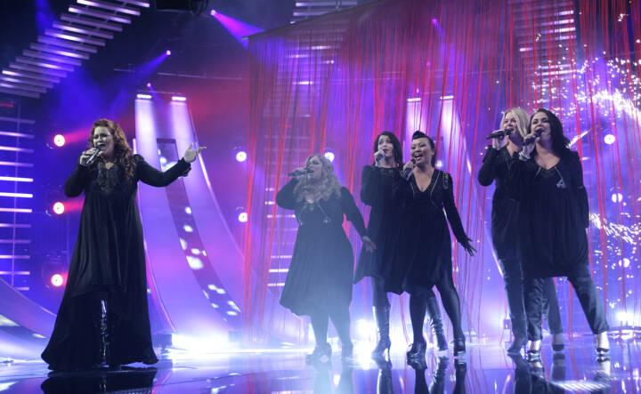 Hera Björk Dansk Melodi Grand Prix 2009