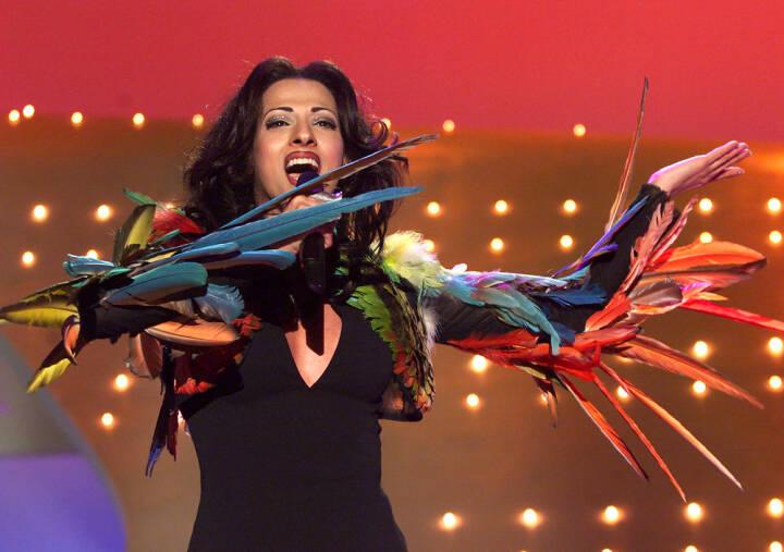 Dana International Eurovision 1998